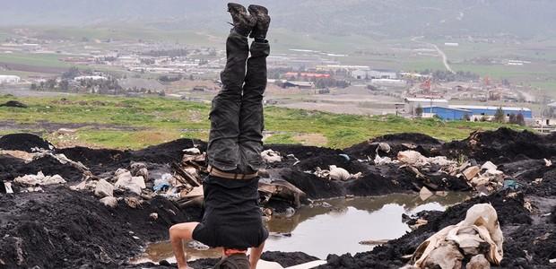 شباب يحاربون من أجل حماية البيئة في كردستان