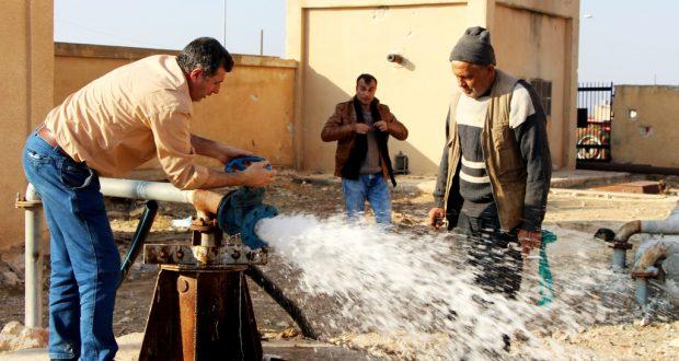 مطابقة للمعايير الدولية: الجباية والدعم تؤمن المياه لنصف سكان ريفي حلب الشمالي والشرقي