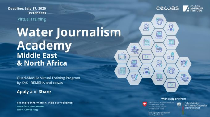 Water Journalism Academy